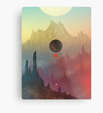 The Cosmic Daydream Metal Print
