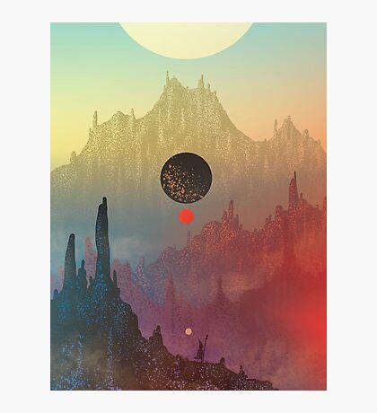 The Cosmic Daydream Photographic Print