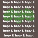 hops & hops & hops & hops by hopaddiktion