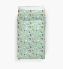 Cats Baking Cakes and other Sweets Duvet Cover