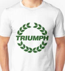TRIUMPH RACING GREEN Unisex T-Shirt