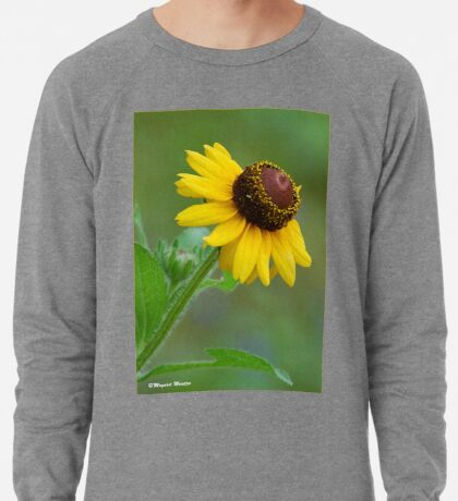 YELLOW SIMPLICITY -  EENVOUD IN GEEL Lightweight Sweatshirt
