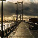 Forth Bridge by Glen Allen