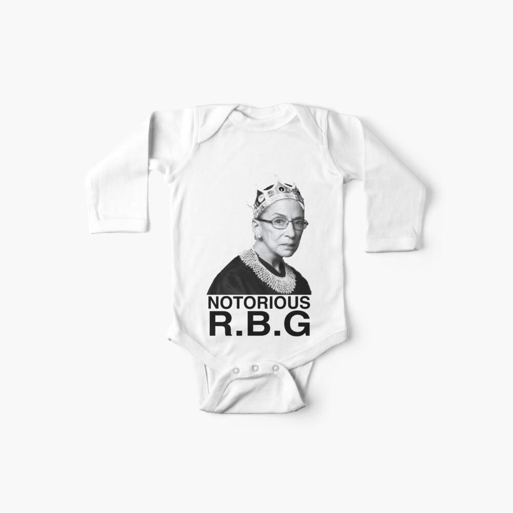 notorisch rbg Baby Bodys