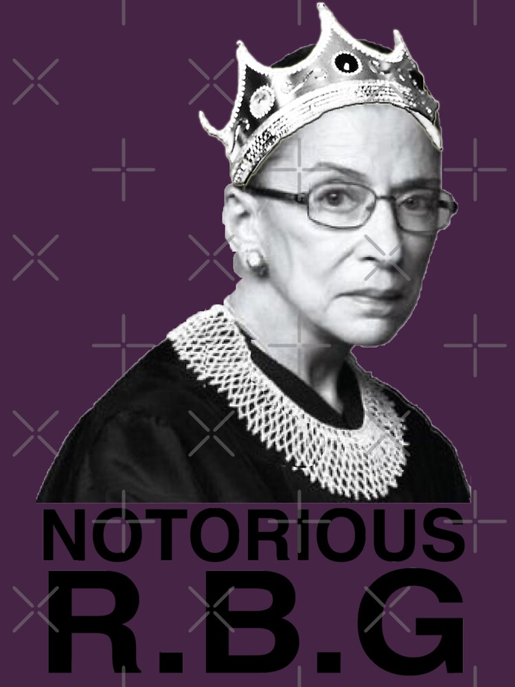 notorious rbg by Thelittlelord