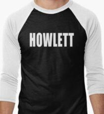 Howlett Men's Baseball ¾ T-Shirt