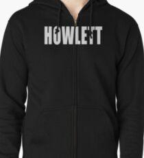 Howlett Zipped Hoodie