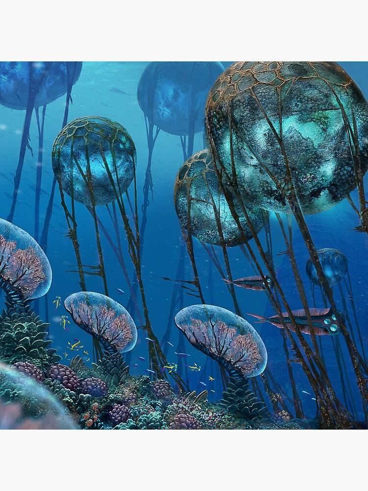 Los grandes arrecifes de UnknownWorlds