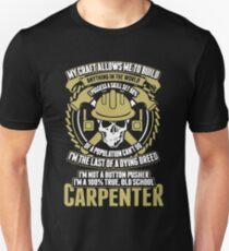 Carpenter - Old School Carpenter Unisex T-Shirt