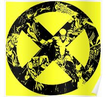 X-Men •Team Up Logo Poster