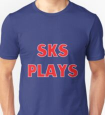SKS Worded Logo Collection Unisex T-Shirt