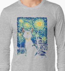 Claire de Lune Long Sleeve T-Shirt
