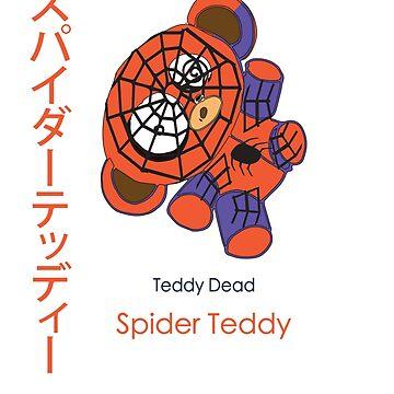 Spider Teddy by TeddyDead