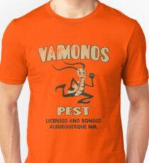 Vamanos Pest (Breaking Bad) Unisex T-Shirt