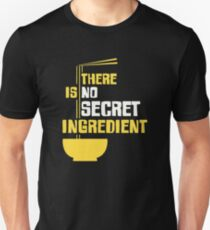 SECRET INGREDIENT Unisex T-Shirt