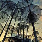 Umbrellas by Sergios Georgakopoulos