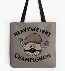 Heavyweight Champignon Tote Bag