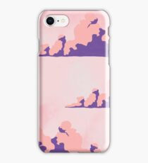 Pink Clouds Case for iPhone 5/5s/SE and iPad Retina/3/2 iPhone Case/Skin