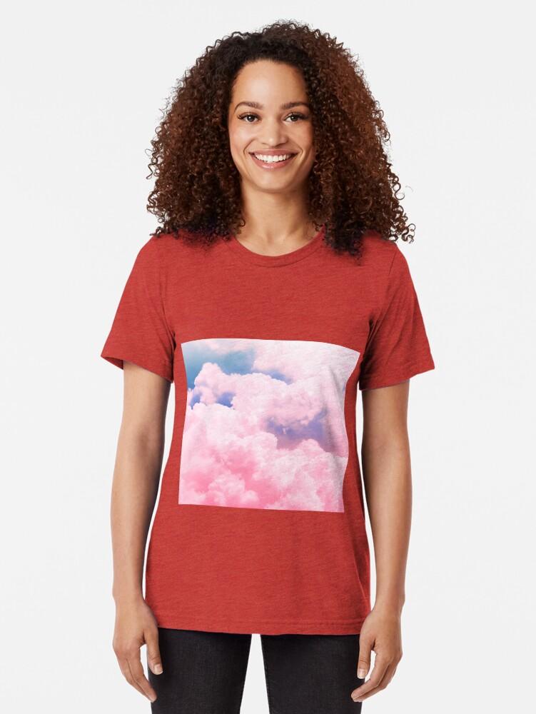 Alternative Ansicht von Süßigkeiten Himmel Vintage T-Shirt
