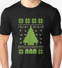 Chemistry - Tree Ugly Christmas T-Shirt
