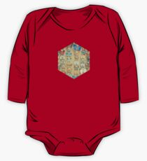 The Butterfly Collection II One Piece - Long Sleeve