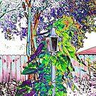 In the Garden by aprilann