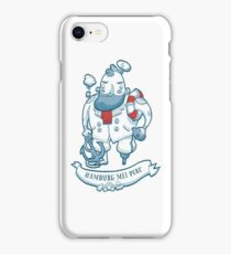 Swabian Captain iPhone Case/Skin