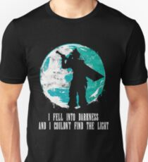Final Fantasy - I Fell Into Darkness And I Couldn't Find The Light T-Shirt