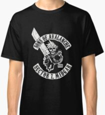 Final Fantasy - Sons Of Avalanche Classic T-Shirt