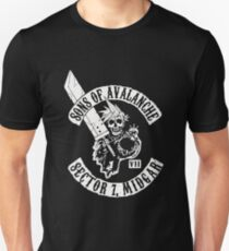 Final Fantasy - Sons Of Avalanche Unisex T-Shirt