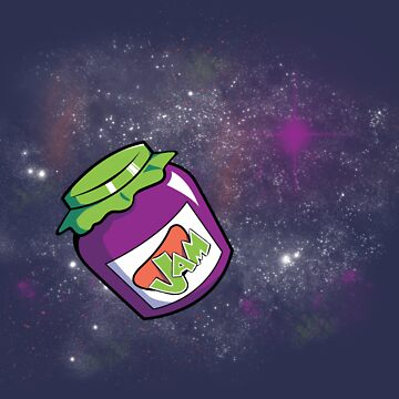 Jam in the Space by Snellby