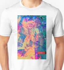 Love&Haight, Maiden of San Francisco in noon bloom  Unisex T-Shirt