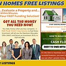 Rent To Own Homes Free Listings by Foreclosureintx
