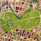 berlin - tiergarten by federico cortese