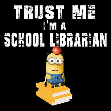 Library - Trust Me I'm A School Librarian by whitneylittrell