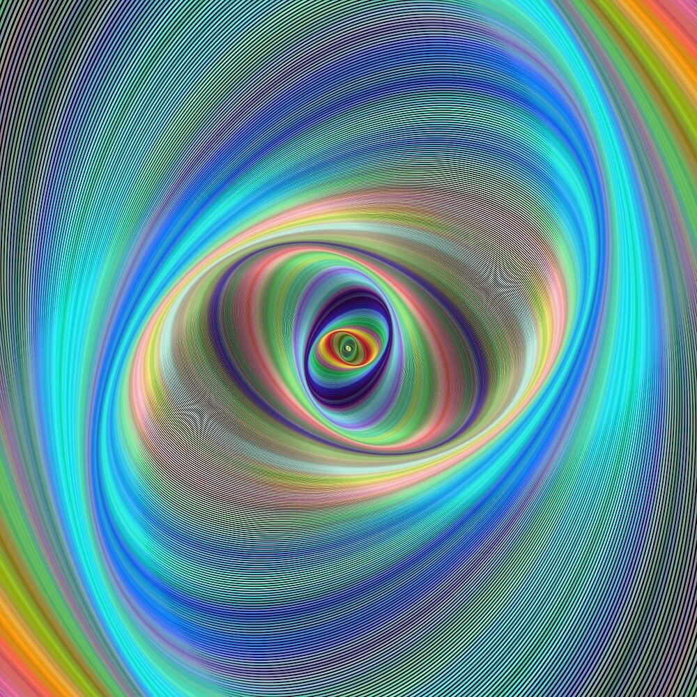 Hypnotic eye by davidzydd