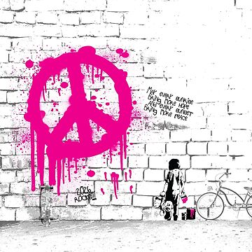 The Bondi Collection - Peace by LauraJIngoldsby