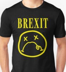 SADFACE GRUNGE BREXIT T-Shirt