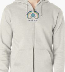 Yatra logo designs Zipped Hoodie