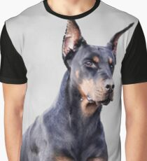 Doberman Graphic T-Shirt