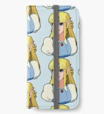 Princess Zelda III  iPhone Wallet/Case/Skin