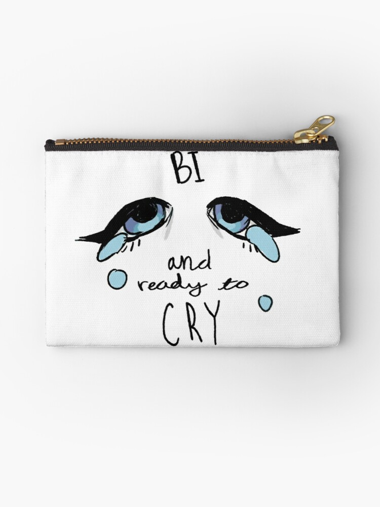 Bi and ready to cry by bricreative