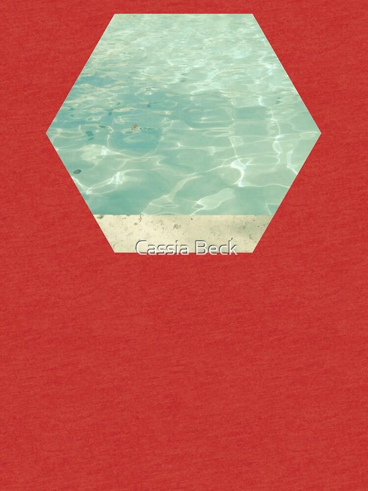 Morgen schwimmen von Cassia