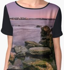 Shelly Beach, Manly Chiffon Top