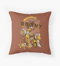 Nemesis the Original Brony Throw Pillow