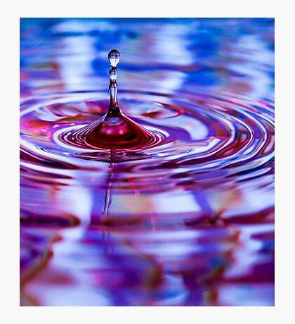 ~ one float ~ Photographic Print