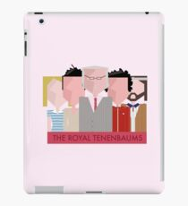The Royal Tenenbaums - Wes Anderson iPad Case/Skin