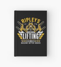 Ripley's Power Lifting Hardcover Journal