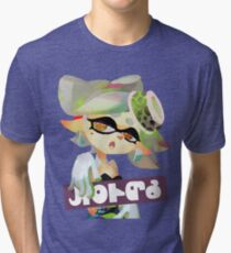 Final Splatfest - Team Marie Tri-blend T-Shirt