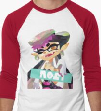 Final Splatfest - Team Callie Men's Baseball ¾ T-Shirt